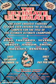 Poster UFC 7.5: The Ultimate Ultimate 1995