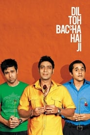 Dil Toh Baccha Hai Ji 2011 Hindi Movie AMZN WebRip 400mb 480p 1.2GB 720p 4GB 10GB 1080p