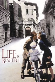 Poster Life Is Beautiful 1997