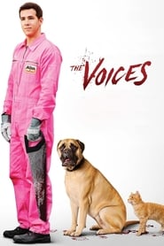 Poster The Voices 2014
