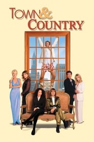 Poster Town & Country 2001