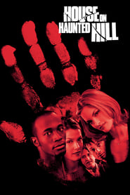 Poster House on Haunted Hill 1999