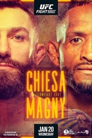 UFC on ESPN 20: Chiesa vs. Magny (2021)