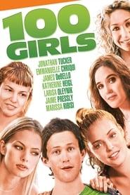 Poster 100 Girls 2000