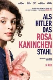 Poster When Hitler Stole Pink Rabbit 2019