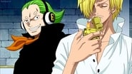 A Battle Between Father and Son - Judge vs. Sanji!