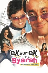 Ek Aur Ek Gyarah 2003 Hindi Movie WebRip 400mb 480p 1.2GB 720p 4GB 5GB 1080p