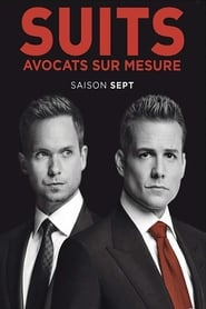 Suits : Avocats sur Mesure Saison 7 streaming vf