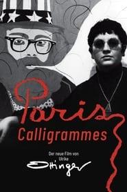 Paris Calligrammes 2020