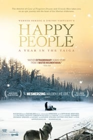 Poster Happy People: A Year in the Taiga 2010