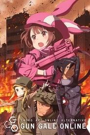 Poster Sword Art Online Alternative: Gun Gale Online 2018