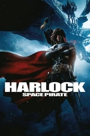 Poster for Space Pirate Captain Harlock