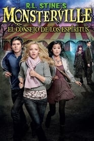 R.L. STINE'S MONSTERVILLE: THE CABINET OF SOULS Peliculas Completa HD 720p [MEGA] [LATINO]