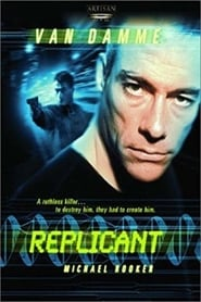 Poster for Replicant