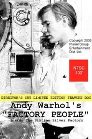 Andy Warhol's Factory People... Inside the Sixties Silver Factory