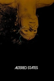 Poster Altered States 1980
