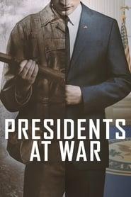 Poster Presidents at War 2019