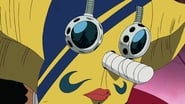 One Piece Season 8 Episode 263 : The Judicial Island! Full View of Enies Lobby!