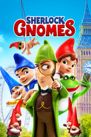 Gucke Sherlock Gnomes