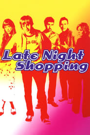 Poster for Late Night Shopping