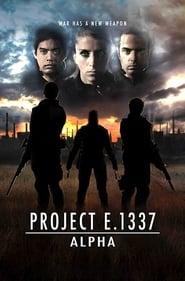 Poster Project E.1337: ALPHA