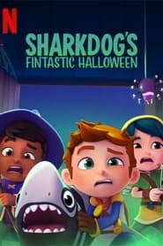 Sharkdog's Fintastic Halloween (2021) online μεταγλωτισμένο