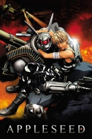 Poster Appleseed 2004