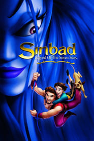 Poster for Sinbad: Legend of the Seven Seas