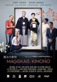 Magic Kimono