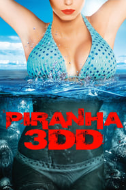 Poster for Piranha 3DD