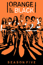 Orange Is the New Black: 5 Staffel