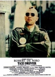 Taxi Driver 1976 Poster