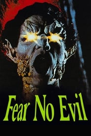 Poster Fear No Evil 1981