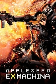 Poster Appleseed: Ex Machina 2007