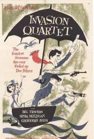 O Quarteto Invasor 1961