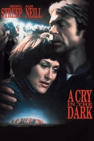 Poster A Cry in the Dark 1988