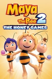 Poster Maya the Bee: The Honey Games
