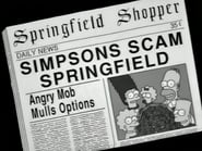 The Simpsons Season 9 Episode 10 : Miracle on Evergreen Terrace