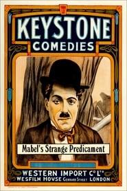 Poster Mabel's Strange Predicament 1914