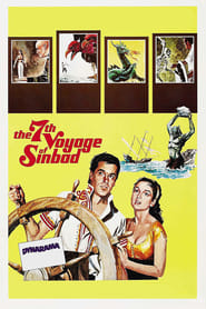 DVD cover image for 7th voyage of Sinbad