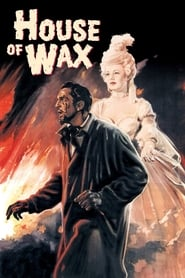 Poster House of Wax 1953