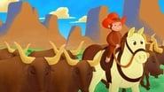 Georges, Le Petit Curieux : l'apprenti cowboy