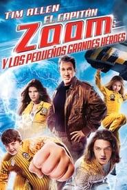 El capitán Zoom y los pequeños grandes héroes 2006