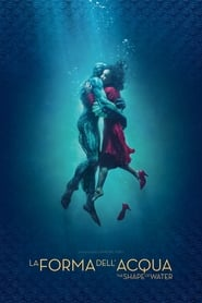 Guardare La forma dell'acqua - The Shape of Water