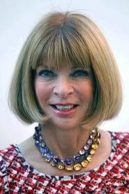 Portrait of Anna Wintour