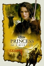 Poster Princess of Thieves 2001