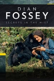 Poster Dian Fossey: Secrets in the Mist 2017
