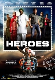 Heroes 2008 Hindi Movie JC WebRip 400mb 480p 1.2GB 720p 4GB 12GB 1080p