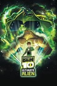 Poster Ben 10: Ultimate Alien 2012