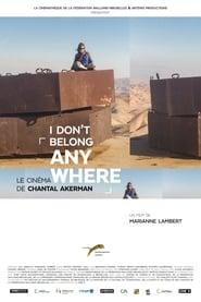 I Don't Belong Anywhere : Le Cinéma de Chantal Akerman movie